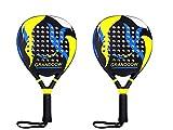 Padel Tennis Racket Racquet Carbon Fiber Power Lite Pop EVA Foam...