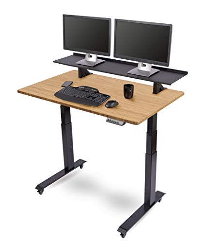 Stand Up Desk Store Split Top Electric 60""