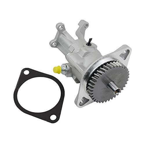 904-810 Gear Driven Mechanical Vacuum Pump Compatible with Dodge Ram 2500 3500 Truck 5.9L Diesel Cummins 94-02, Replace# 015921,5019734AA GELUOXI