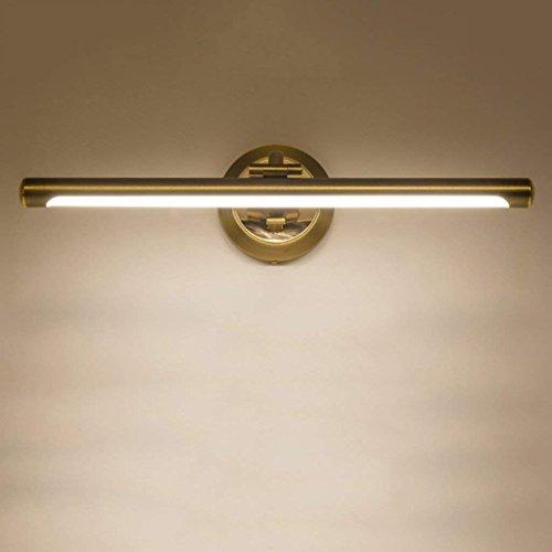 DSJ spiegel-licht spiegel voorlicht eenvoudige kleding verlichte Europese badkamer badkamer badkamer badkamer waterdicht anti-mist geleid spiegel kastlicht, groot