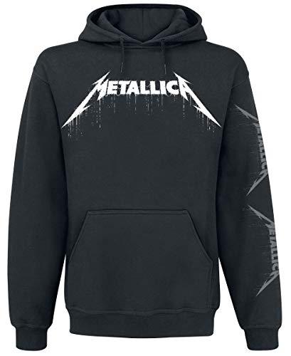 Metallica History Männer Kapuzenpullover schwarz L