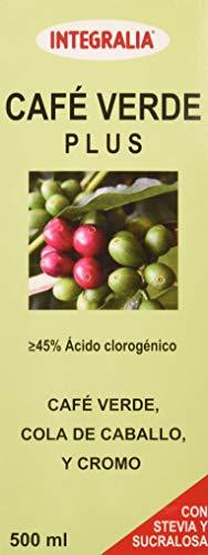 Integralia Cafe Verde Plus - 500 ml