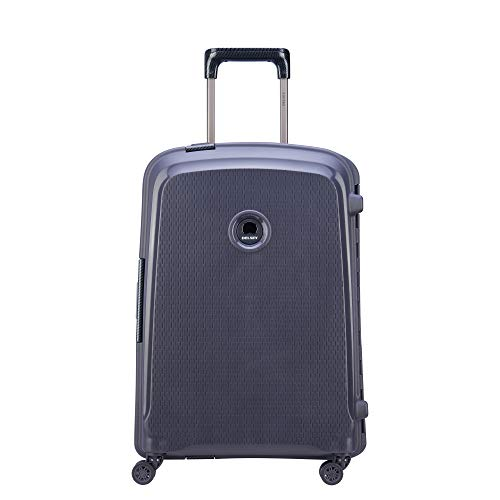 DELSEY Paris Belfort DLX Spinner Carry-on, Anthracite, One Size