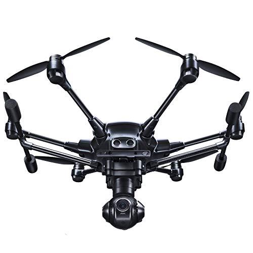 KFDQ Drohne Kamera,H480 4K Sechs Achsen Luftaufnahmen Drohnen Intelligent Vermeidung Umgeben Geschenk Spielzeug/Schwarz / 1200W Pixel