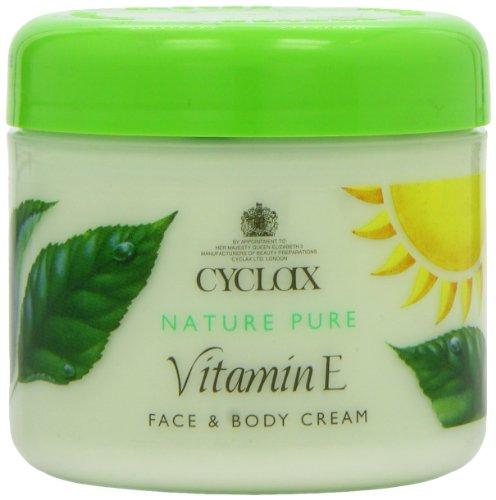 Cyclax Nature Pure Vitamin E Gesichts- & Körpercreme 300ml