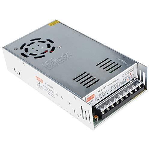 kakayaya Alimentatore 12V 30A 360W Switching Power Supply Trasformatore Convertitore AC 220V Alimentatore Adattatore per Stampante 3D luci di Striscia