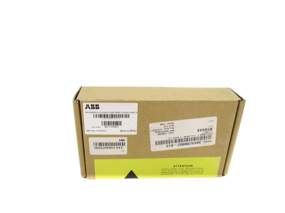 Large discharge sale INDUSTRIAL 4 years warranty MRO 3BUS208802-013 REV. A NSFS-OEM