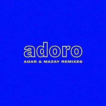 ADORO (feat. M¥SS KETA) [Remixes]