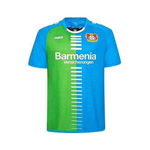 Jako Bayer Leverkusen Inernational 2016/2017 blau-grün Kinder blau, 152