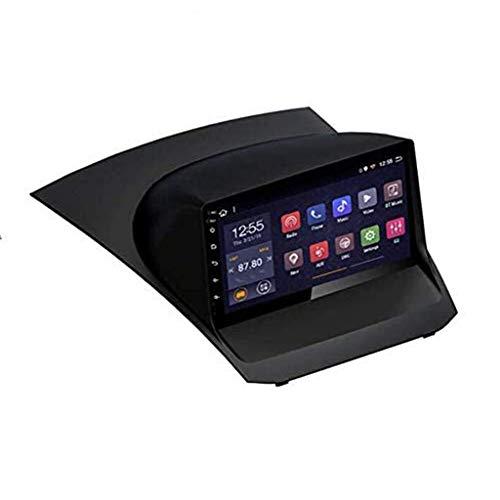Autoradio da 9 pollici Stereo Android 8.1 Navigatore lettore MP5 per Ford Fiesta (2009-2012) (2013-2017), GPS 2.5D Full Touch Screen, Wifi, BT, SWC, Mirror Link