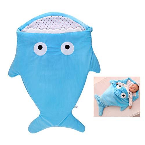 Baby Slaapzak Katoen Baby Haai Slaapzak voor 0-18 Maanden en Boven Leuke Baby Jongen Meisjes Slaapzak Baby Wrap Deken