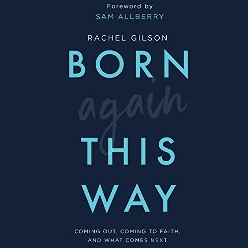 Born Again This Way cover art