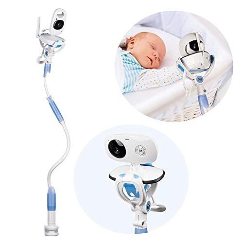 xiangpian183 Soporte para cámara de bebé Estante para Monitor de bebé - Soporte de Monitor Universal Flexible y Seguro para su bebé (75 cm)