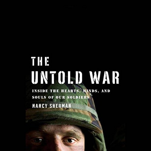The Untold War audiobook cover art