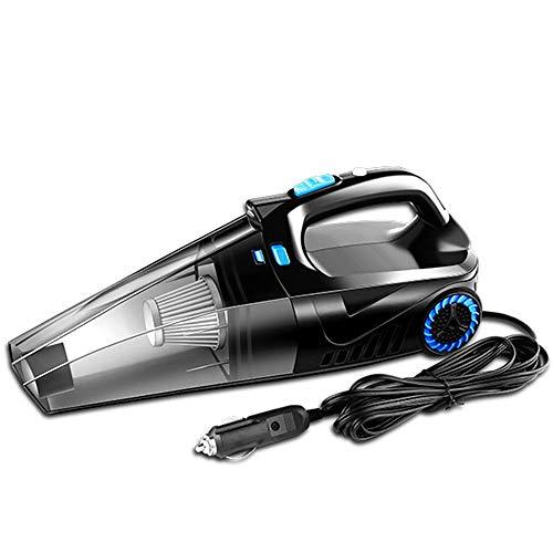 Inflador de llantas Bomba de aire for inflar con aire del neumático del coche sin cuerda aire del neumático del compresor recargable 12V DC portátil de Energía Eléctrica para bolas de moto