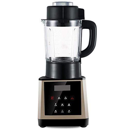 Jug Blender Met Verwarming Functie 1200W for het breken van het ijs maken Smoothies Babyvoeding And More ZHW345