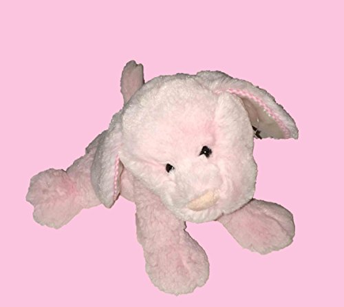 Douglas the Cuddle Toy Pink Puppy