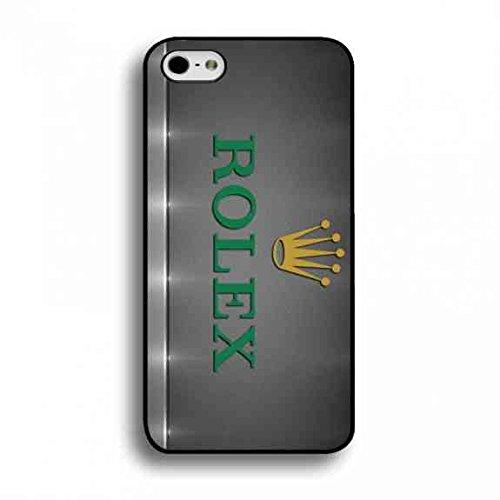 Rolex Custodia Apple iPhone 6/6S (4,7), Custodia in silicone per Rolex,...