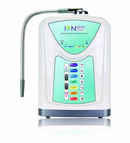 IntelGadgets, IonTech, Alkaline Water Ionizer Machine IT-580-...