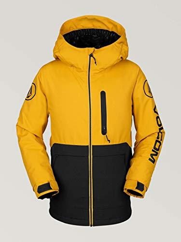Volcom Holbeck Ins Jacket Chaqueta, Niños, Resin Gold, M