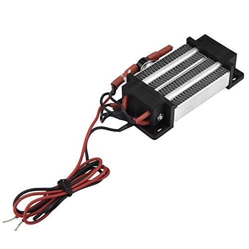 Elemento calefactor PTC, fácil de instalar Calentador de aire PTC Calentador de aire de cerámica de aplicación amplia con orificios de montaje con orificios para electrodomésticos generales