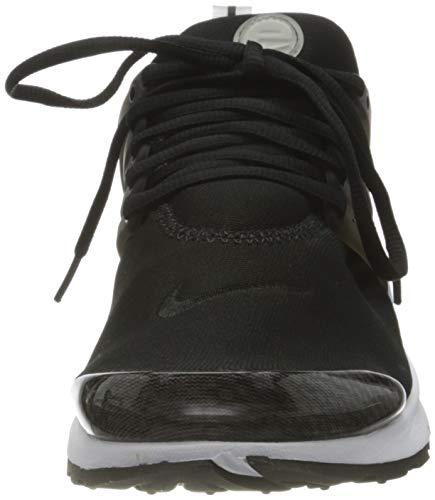Nike Air Presto, Zapatillas para Correr Hombre, Black Black White, 40 EU