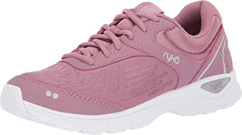 Ryka Womens Rae Running Shoes 7.5 Rose
