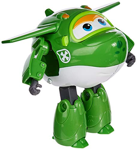 Super Wings - YW710280 Transforming Mira Plane, Verde
