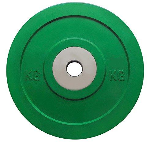 Toorx - Disco BUMPER microcarico boccola svasata da 0,25 - 0,5 - 1 - 1,5 - 2 - 2,5 Kg (1.5 Kg)