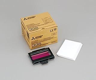 プリンター用紙 三菱電機プリンター用 プリント用紙・インクシート 148×100mm CK30L