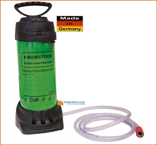 Eibenstock Wasserdruckbehälter 10 L mit Schlauch, 35812000