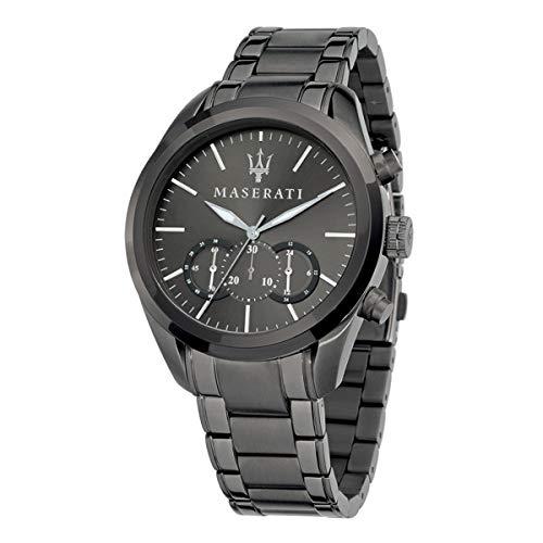 Orologio da uomo, Collezione Traguardo, movimento al quarzo, cronografo, in...