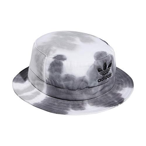 adidas Originals Bucket Hat, Grey Wash, One Size