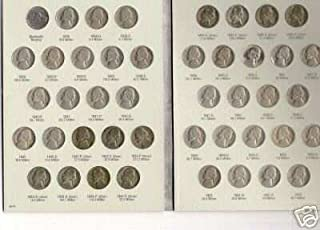 jefferson nickel set