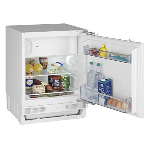 Oranier Piccolo frigorifero da incasso, 82 cm, con congelatore e porta fissa