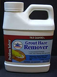 Tile Guard Grout Haze Remover Concentrated Formula