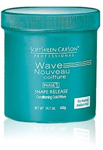 Wave Nouveau Shape Release Normal Medium Phase 1, 14.1 oz by Wave Nouveau