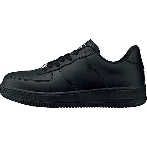 [ジーベック] 安全靴 85141 JSAA規格B種認定品 耐滑セーフティシューズ ブラック 30 cm 4E 85141-90-300