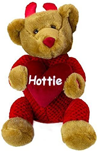compras en linea 'Hot 'Hot 'Hot Stuff' Musical Teddy Bear by Russ by Russ Berrie  a precios asequibles
