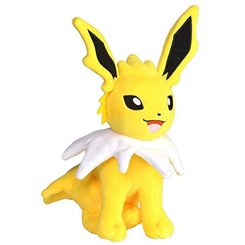Auswahl Pokemon Plüsch-Figuren | 20 cm Plüsch-Tier | Stofftier | Kuscheltier, Plüsch:Blitza