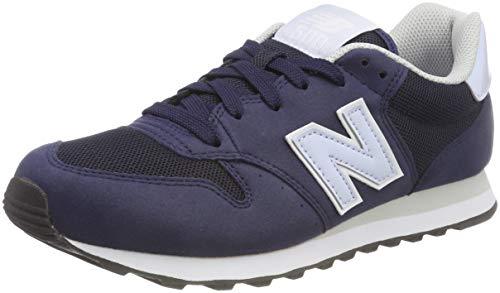 New Balance 500 Core, Zapatillas Mujer, Navy, 44 EU