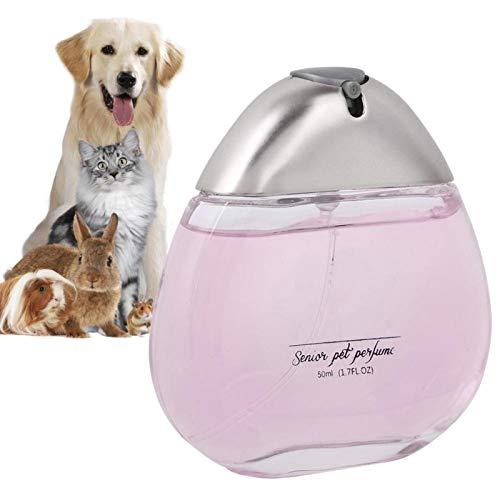 DAUERHAFT A la Moda y Generoso, Aerosol para Aseo de Gatos, Desodorizante Natural, Herramienta para ahuyentar Mascotas(Pink Mist)