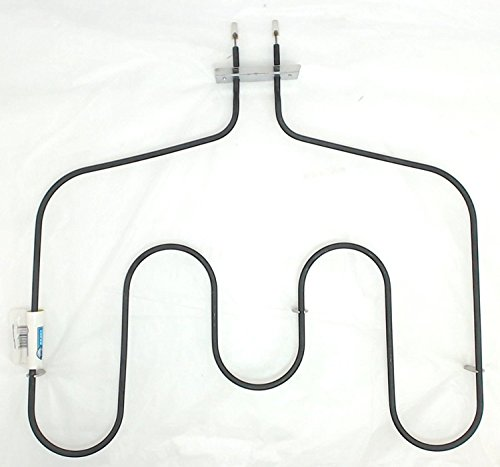 Compatible Oven Bake Heating Element for General Electric JTP86SH1SS, General Electric WB44T10018, General Electric JTP86WF1WW Range