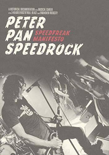 Peter Pan Speedrock - Speedrock Manifesto