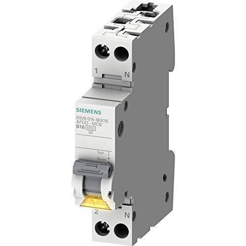 Siemens 5SV60166KK16 Brandschutzschalter Sicherungsgröße = 1 2polig 16A 230V
