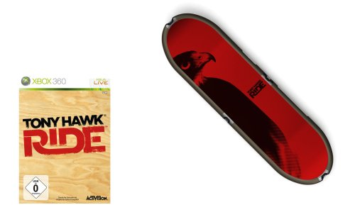 Tony Hawk: RIDE (inkl. Skateboard Controller) - Special Edition