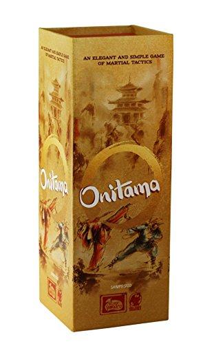 Onitama Board Game JungleDealsBlog.com