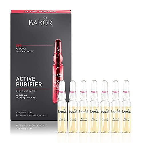 BABOR AMPOULE CONCENTRATES Active Purifier, Gesichtspflege für unreine Haut