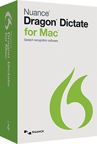 Nuance Dragon Dictate 4 für Mac