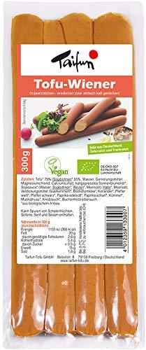 Taifun Bio Tofu-Wiener (6 x 300 gr)